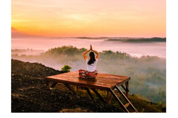21 jours de méditation de Deepka Chopra Un beau voyage au pays de Soi et de La Nature!